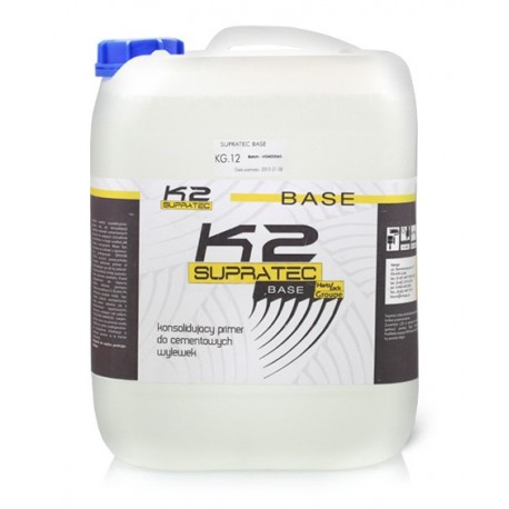HARTZLACK K2 SUPRATEC BASE 12KG