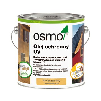 OSMO 410 2,5L OLEJ OCHRONNY UV