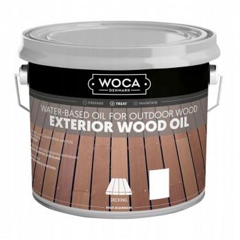 WOCA EXTERIOR WOOD OIL 2,5L